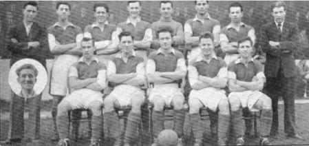 Walthamstow Avenue FA Amateur Cup Winners 1952