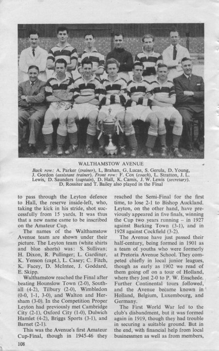 The FA Yearbook 1952-53 - Page 108.