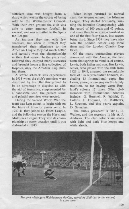 The FA Yearbook 1952-53 - Page 109.